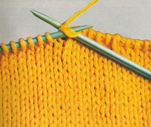 come chiudere un lavoro a maglia a coste