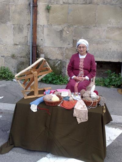 maglia, lana, medioevo