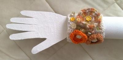 guanti,manichino,mano,riciclo,tutorial,cartone