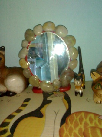 Specchio il cassetto delle idee - Rompere uno specchio porta fortuna ...
