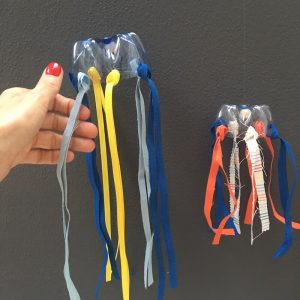 riciclo-creativo-bottiglia-meduse